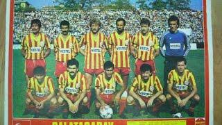 Galatasaray - Eskişehir (14 Yıllık Şampiyonluk hasretine son)(07.06.1987)