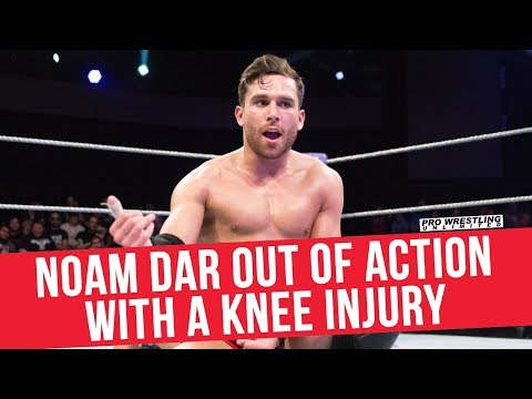 Noam Dar Currently Out Of Action With A Knee Injury