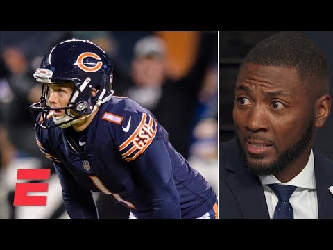 Reacting to Bears kicker Cody Parkey's missed field goal vs. Eagles   NFL Primetime