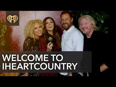 Welcome to iHeartCountry!