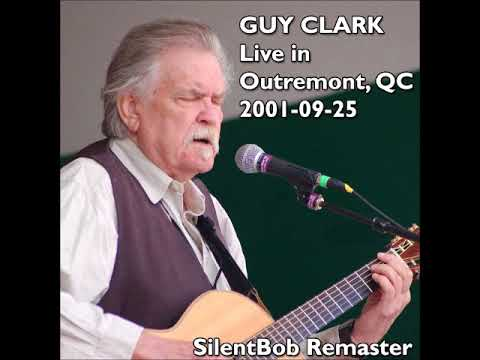 GUY CLARK Outremont, QC 2001 09 25
