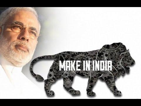 Inauguration of  Make in India Week