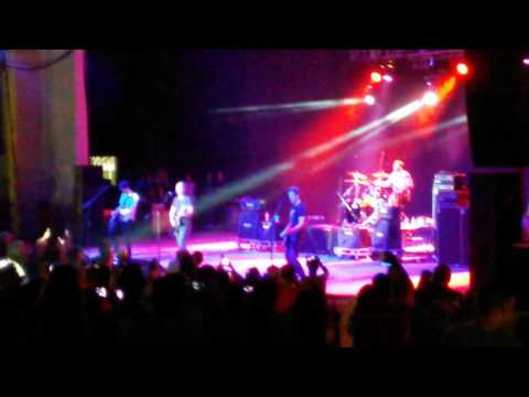 TONIC IF YOU COULD ONLY SEE POMPANO BEACH AMPHITHEATER FLORIDA LIVE