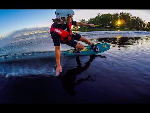 Wakeboard Time - GoPro HERO 4 Swivel Mount 360˚