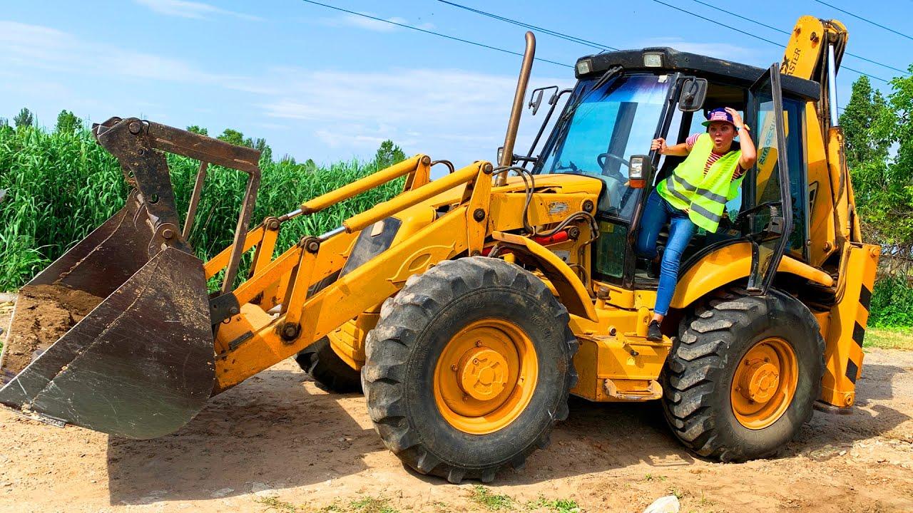 Трактор зламався - Веселі історії про трактори