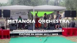 "Métanoïa Orchestra - ""Soleares & Carceleras"" (1/3) - Live @ ""Culture en Herbe"""