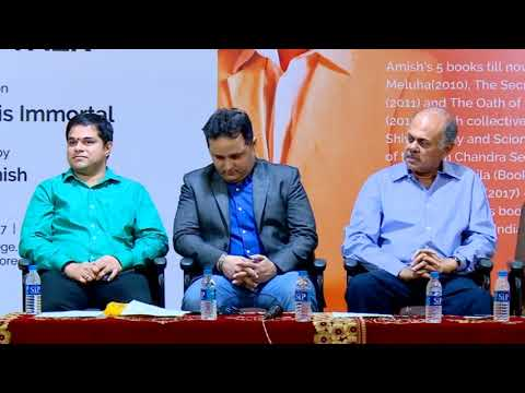 INDIC Talk on Why India is Immortal by Amish