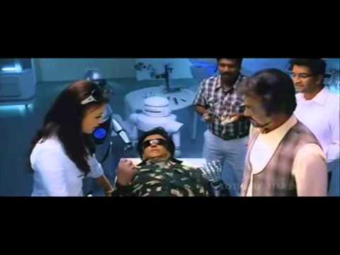 Boom Boom Robo Da Song In Hindi From Robot Movie 2010 HD