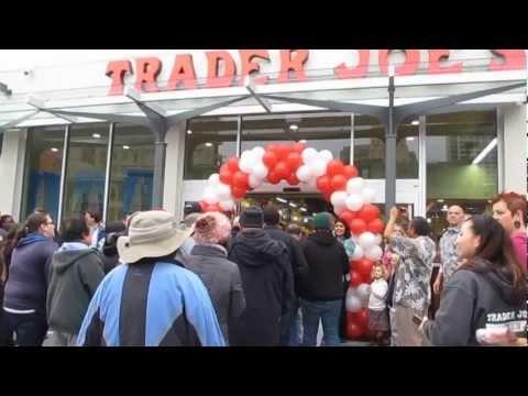 Trader Joe's Grand Opening Nob Hill San Francisco California (November 29, 2012)