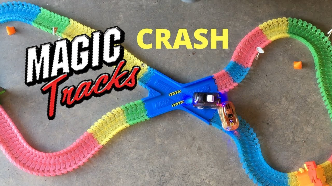 Magic Tracks Crash Review Youtube