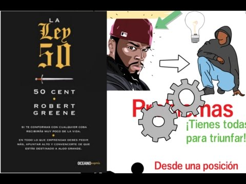 La Ley 50 por Robert Greene y 50 cents  - Resumen Animado