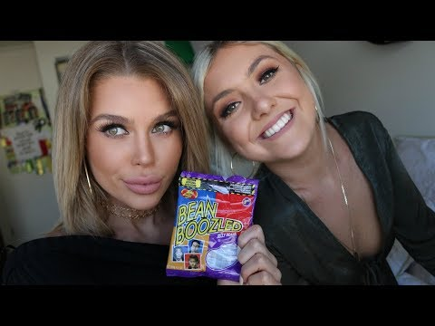 BEAN BOOZLED CHALLENGE | With My Peasant Friend