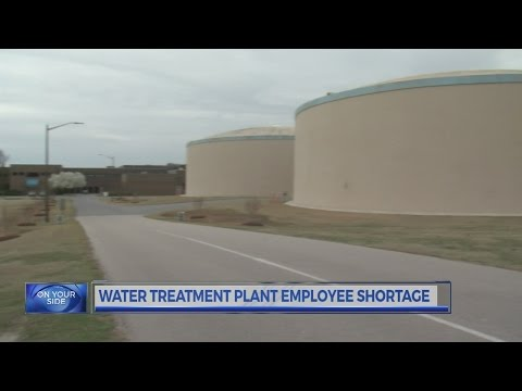 Water Treatment Plant Seeing Job Vacancies