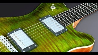 Stomping Hard Rock Backing Track in Gm