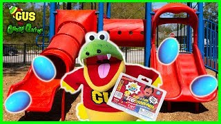 Ryan's World EGGstravaganza Build-a-Ryan Toys ! Easter Egg Hunt at Outdoor Playground Park!