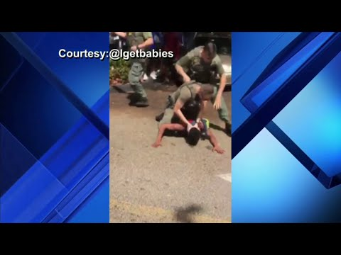 Video shows alleged police brutality in Tamarac from YouTube · Duration:  1 minutes 41 seconds