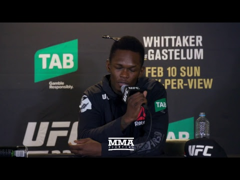 Live Stream: UFC 234 Post-Fight Press Conference - MMA Fighting
