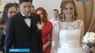 Спортсмены Алексей Денисенко и Анастасия Барышникова стали мужем и женой