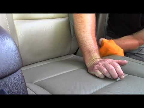 Fastest Way To Clean Dirty Car Leather