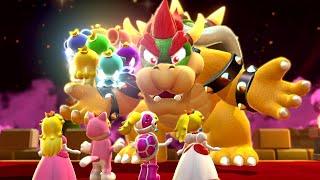 Super Mario 3D World + Bowser's Fury - All Castles