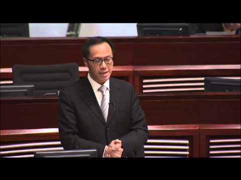 LegCo Motion Debate: The incident of attack on Mr Kevin LAU Chun-to