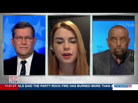 America Talks Live | Margaret Howell and Rev. Jesse Lee Peterson Panel