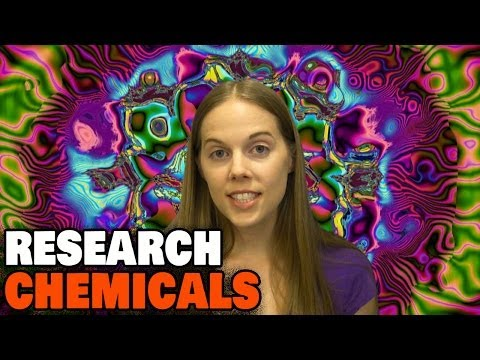 Piperazines: Research Chemicals with Amphetamine & MDMA-Like Effects