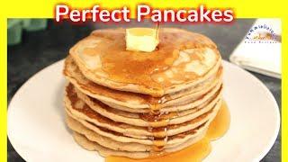 How to Make Pancakes | Pancake Recipe | Perfect Pancakes | Yummieliciouz Food Recipes