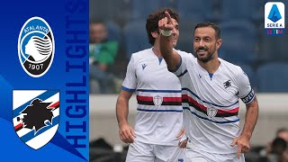 Atalanta 1-3 Sampdoria | Sampdoria Takes Home 3 Points Against Atalanta | Serie A TIM