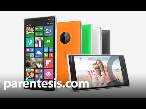 Lumia 830, review en español