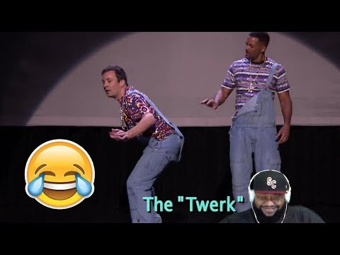 EPIC Evolution of Hip-Hop Dancing w/ Jimmy Fallon & Will Smith