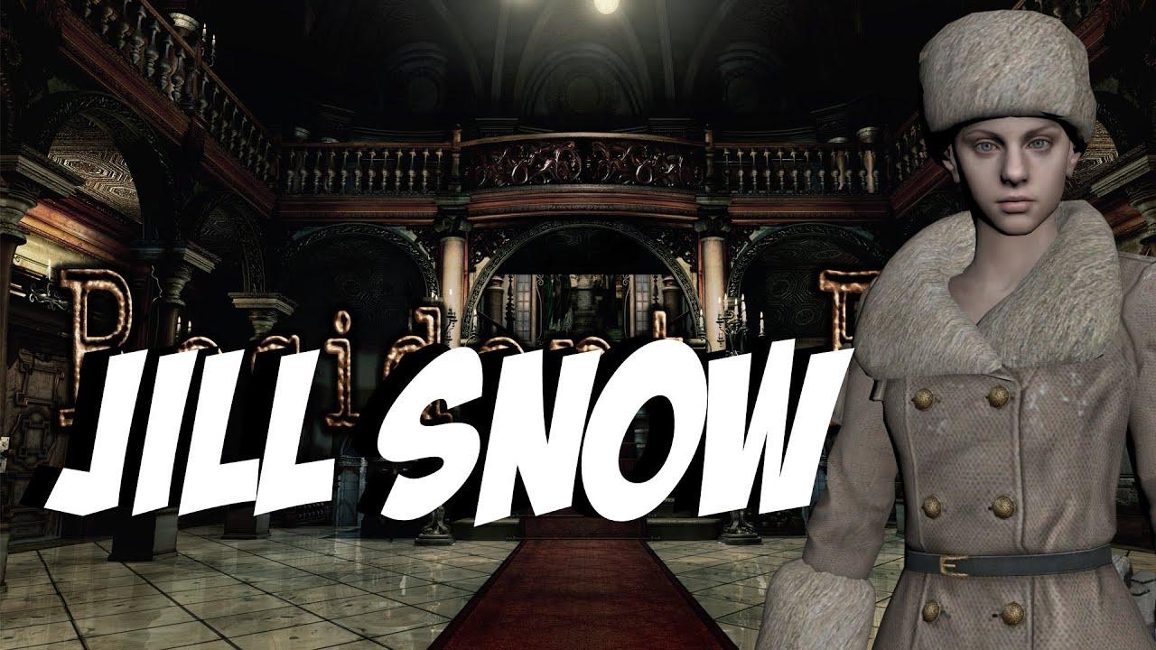 Resident evil remaster Mods - Jill Snow