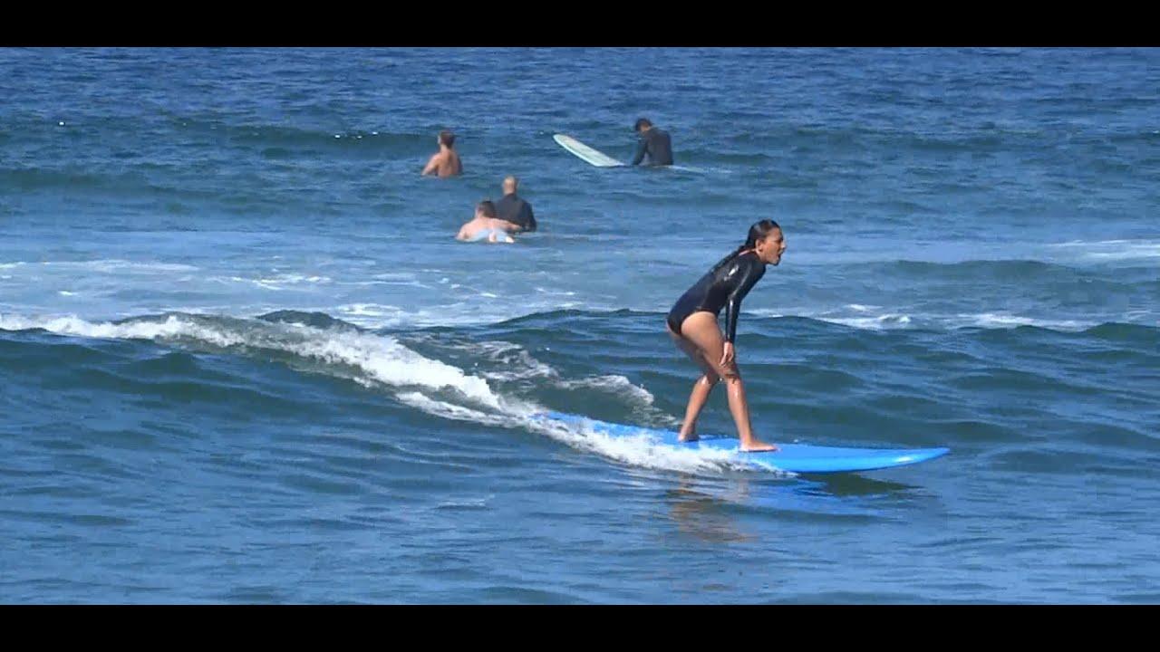Huntington Beach Ca Surf 8 13 2016 1080p