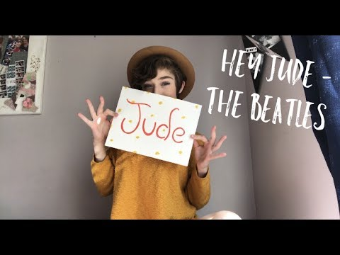 Hey Jude - The Beatles - Piano/Uke/Vocal Cover!
