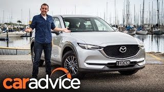2017 mazda cx 5 touring review   caradvice