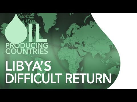 Oil producing countries: Libya's difficult return | IG