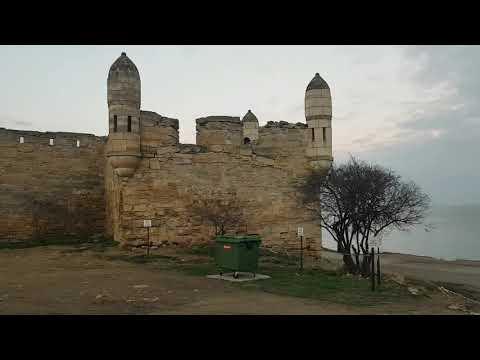Крепость Ени-Кале–древний «ключ»