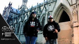Liric Traffic ft. La Nola - No Busco trofeos ni medallas (Videoclip Oficial)