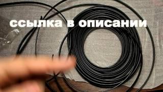 видео Саморегулирующийся кабель Nelson