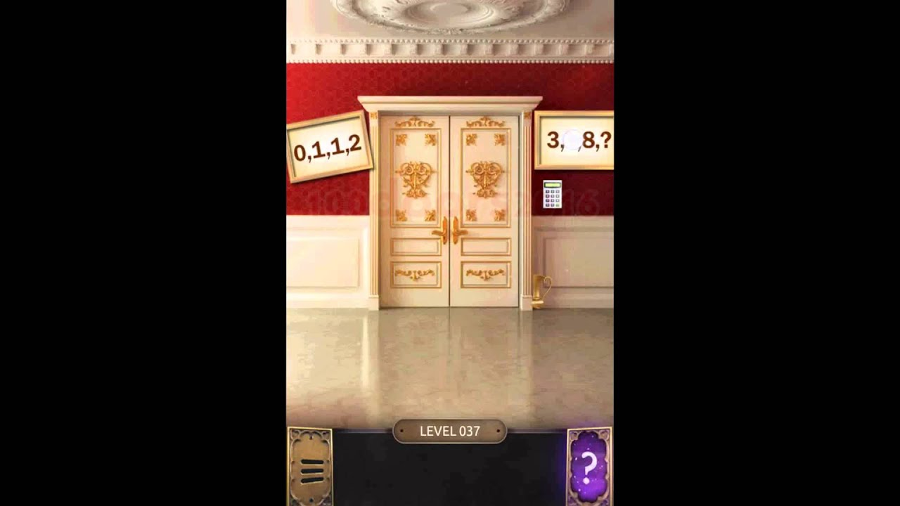 100 Doors The Lost Rooms Level 37 Walkthrough - YouTube