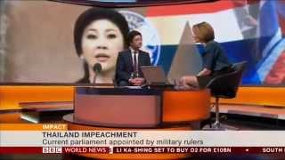 Verapat Pariyawong on Thai politics in 2015 (BBC World News)