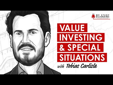 115 TIP: Value Investing & Special Situations w/ Tobias Carlisle