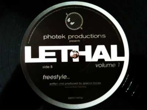 Special Forces - Freestyle [HIGH QUALITY VINYL RECORDING]