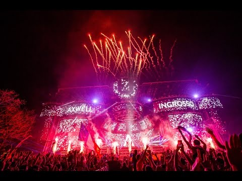 Axwell & Ingrosso Ultra Music Festival Miami 2015 [Full Live Set]