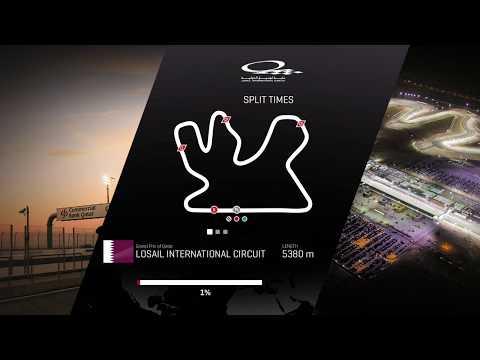 MotoGP™17 PS4 battle in Qatar online