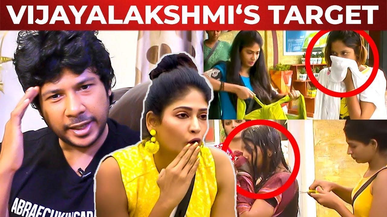 bigg-boss-vijayalakshmi-is-a-threat-for-yashika-and-aishwarya-husband-feroz-reveals-rs-29