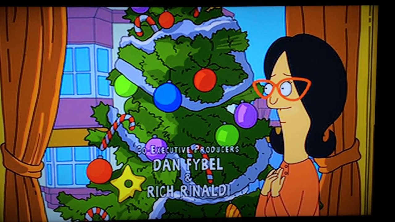 Bobs Burgers, early Christmas decorating- SUBSCRIBE ...