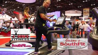 True Fitness Alpine Runner IHRSA 2016 Featured on SouthFit TV(http://www.southfit.com True Fitness Alpine Runner review on SouthFit TV. http://www.jasonsfitness.com., 2016-04-04T11:52:39.000Z)