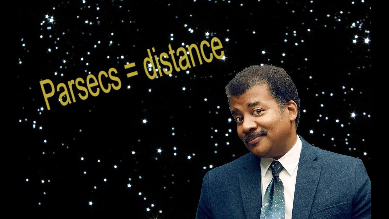 Kessel Run and Parsecs - Star Wars Science - YouTube