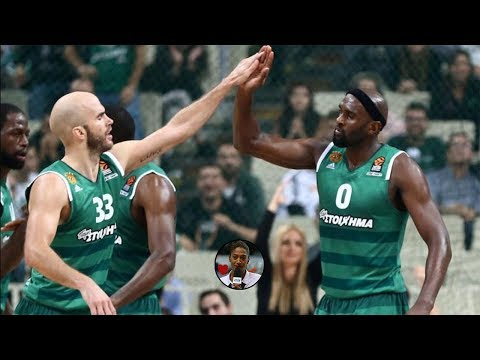Chris Singleton 26 Pts/6 Rebs/2 Blks Full Highlights vs Maccabi (10.11.16) Resuscitation!